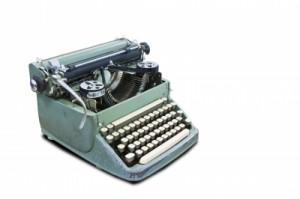 Typewriter - old, FreeDigitalPhotos.net Surachai