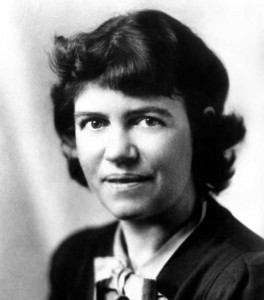 Margaret Mead circa 1933 as inspiration for Nell in Lily King's #Euphoria
